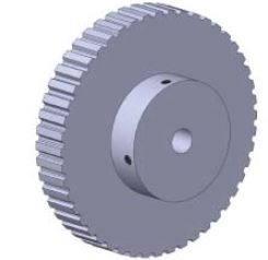 48 tooth timing pulley (large)