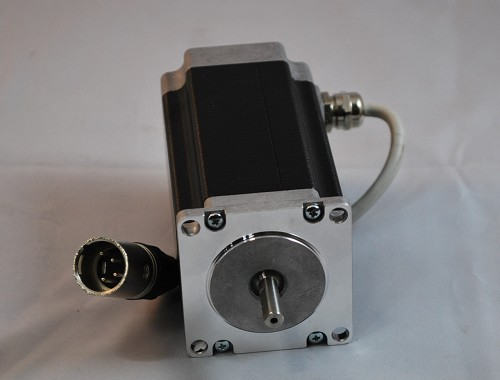 "Stepper motor 390 oz. in. 3/8"" XLR"