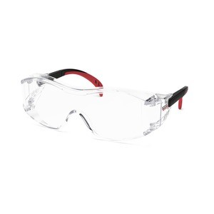 Safety Glasses (over glasses)- fits over most prescription eyewear K2968-1