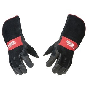 Premium leather MIG stick welding gloves K2980- (available in M,-L,-XL) *Size must be indicated*