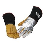 Heat Resistant Welding Gloves K2982- (available in -L,-XL) *Size must be indicated*