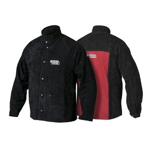 Heavy Duty Leather Welding Jacket K2989- (avail. in M,-L,-XL,-XXL,-XXXL)  *Size must be indicated*